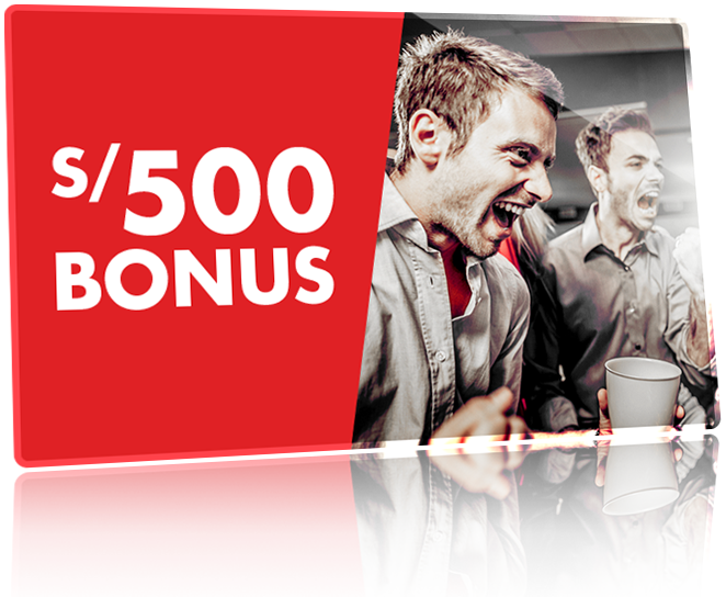 s/500 bonus with a first deposit